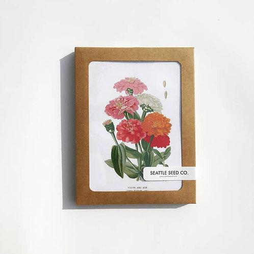 Botanical Greeting Cards (4)