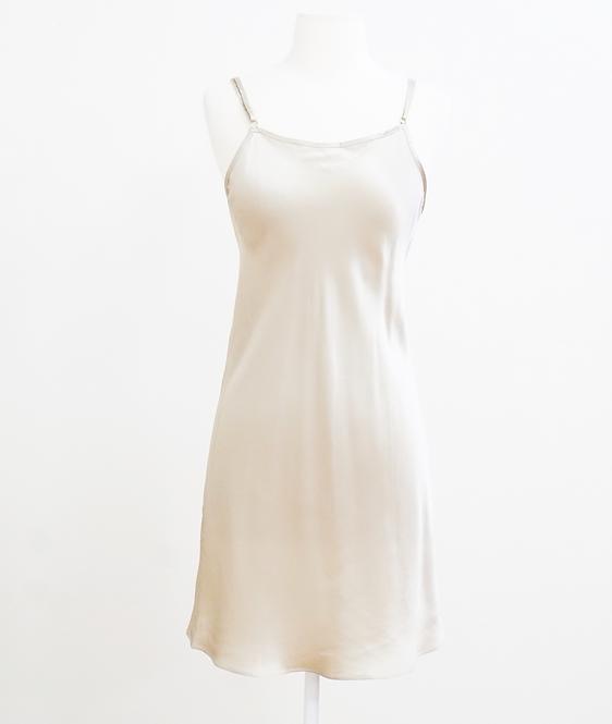 Silk Slip Dress (Assorted Colors)