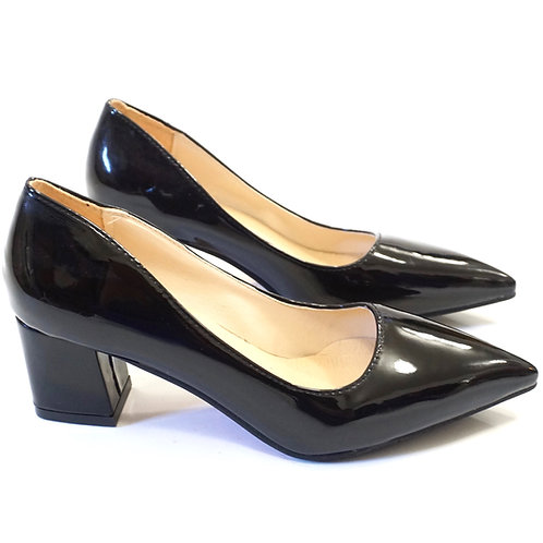 Black Patent Pump (9)