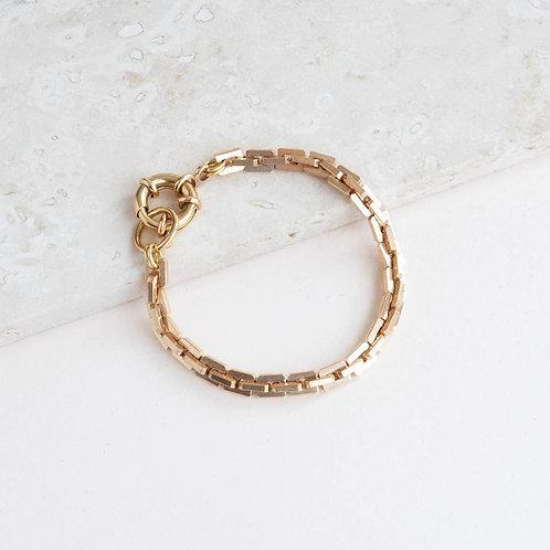 Boston Link Chain Bracelet