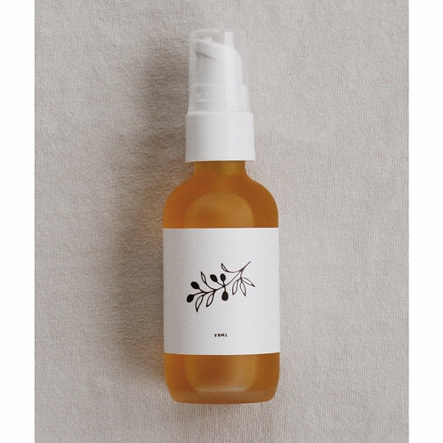 Sun Sister Radiance Breast and Body Oil