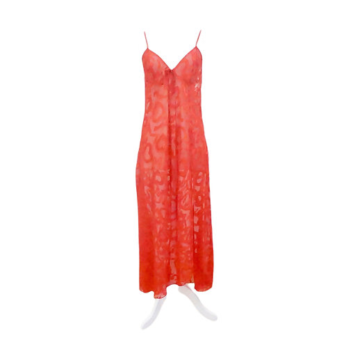 Red Heart Maxi Lounge Slip