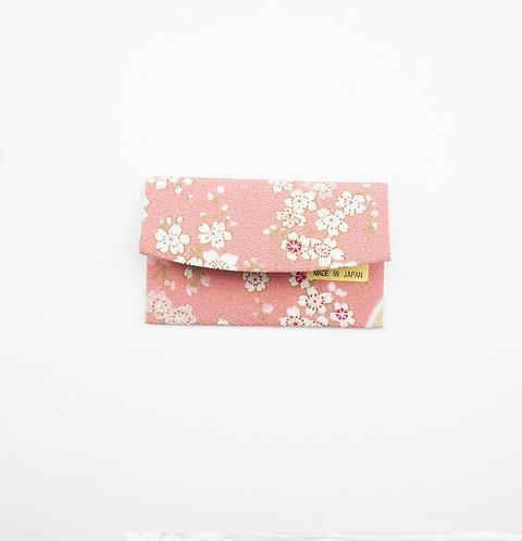 Pink Japanese Wallet