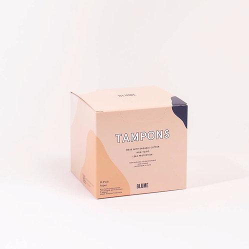 Organic Cotton Tampon