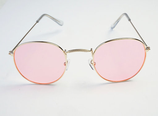 Gold and Pink Sunnies
