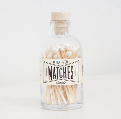 Apothecary Safety Matches