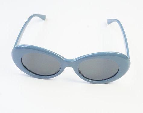 Blue Oval Sunnies