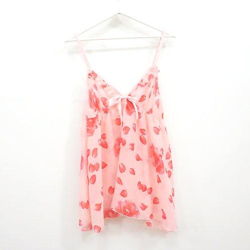 Pink Rose Babydoll