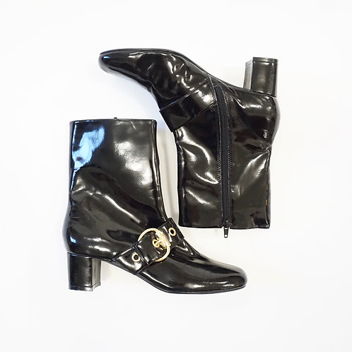 Patent Buckle Boot (8)