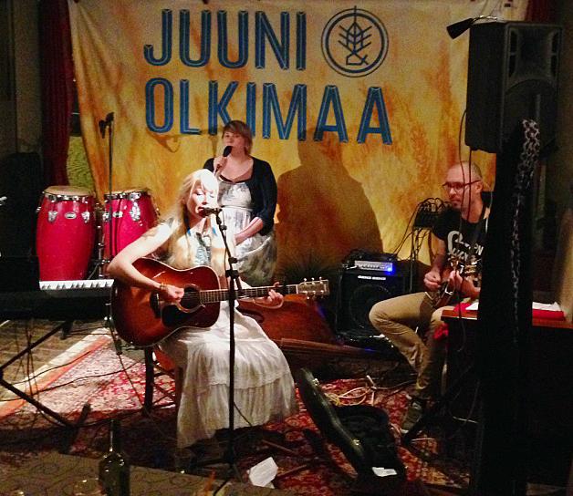 Juuni & Olkimaa, Fransmanni 2015
