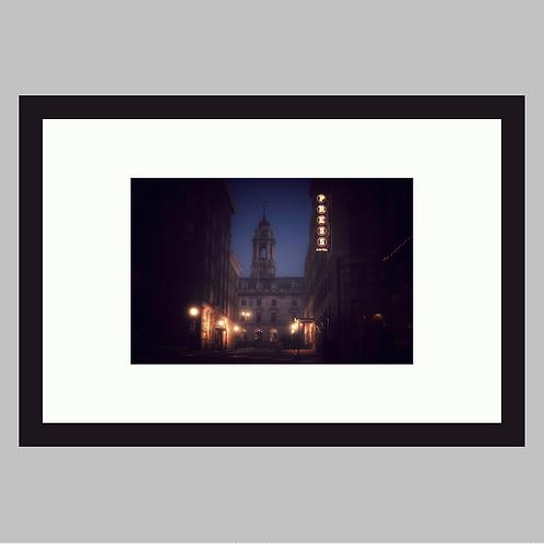 City Hall/Press Hotel