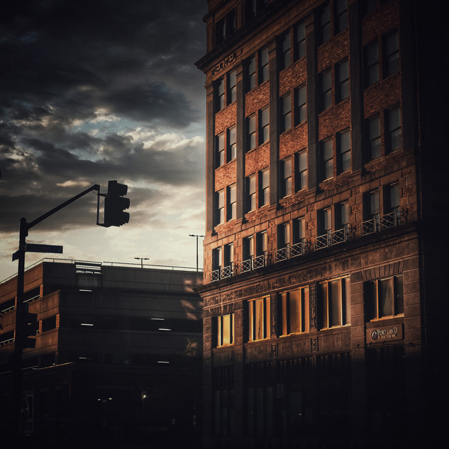 City Shadows