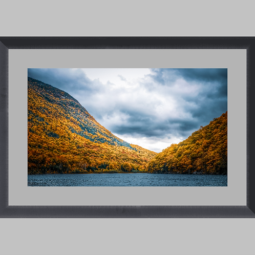 "*Special Edition Framed ""Franconia Notch"""