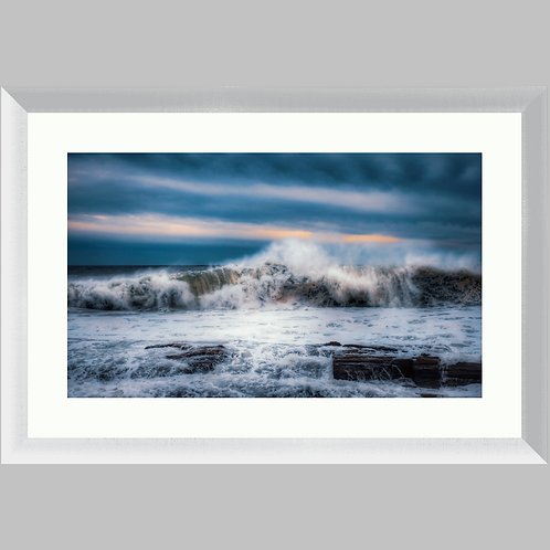 """*Special Edition Framed """"Seventh Wave"""""""