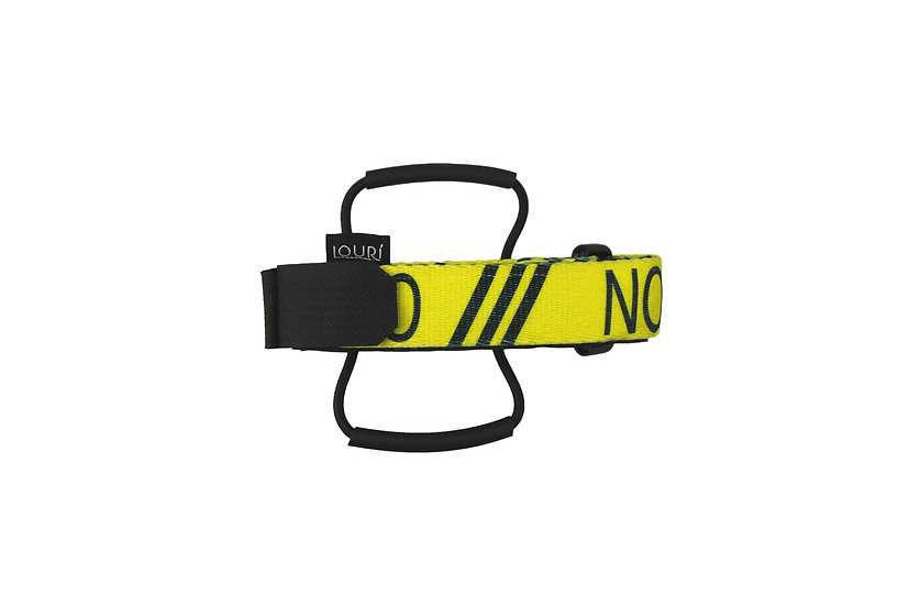 LOURI Frame Strap caution