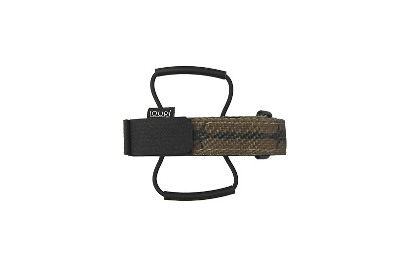 LOURI Frame Strap barbed wire