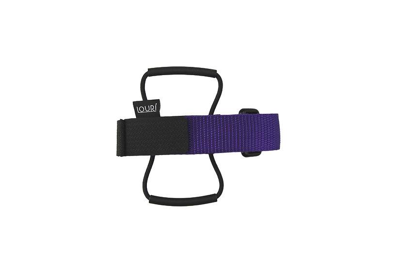 LOURI Frame Strap purple