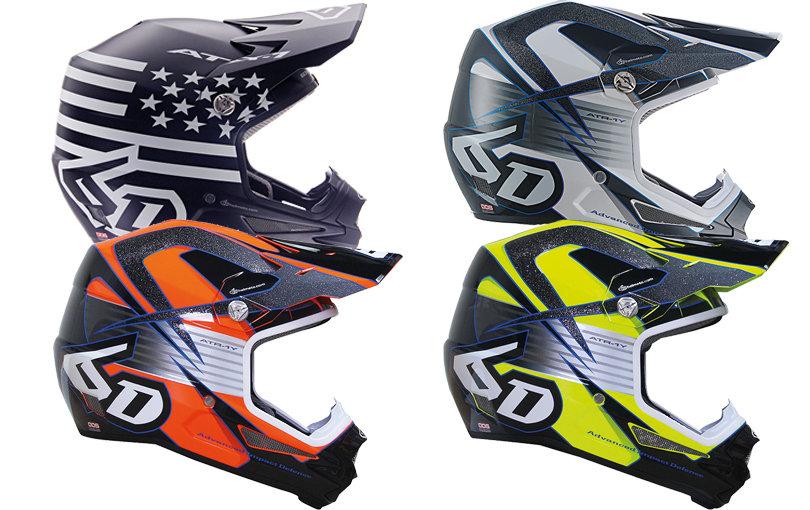 6D Helmets ATR-1Y Kids DH/BMX