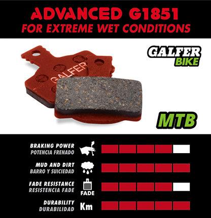 Galfer Bremsbelag Advanced