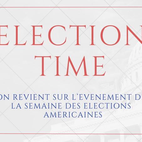 ELECTION TIME  J - 33
