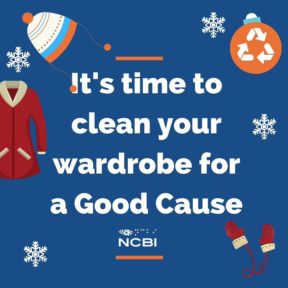It's time to clean your wardrobe for a Good Cause