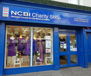 Photo: naive blue NCBI shop front -  We support sustainable fashion!