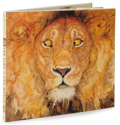 The Lion & The Mouse (Written and Illustrated by Jerry Pinkney)