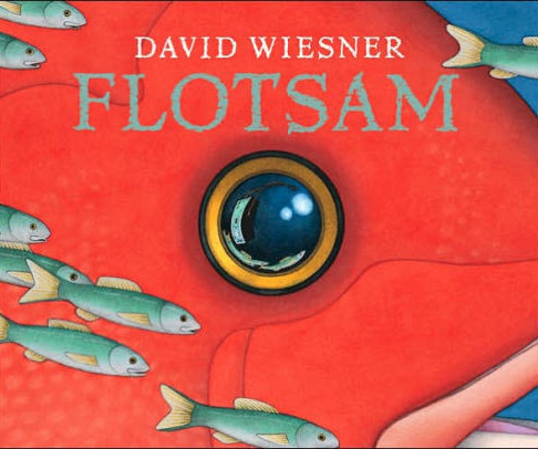 Flotsam (Story and illustrations by David Wiesner)