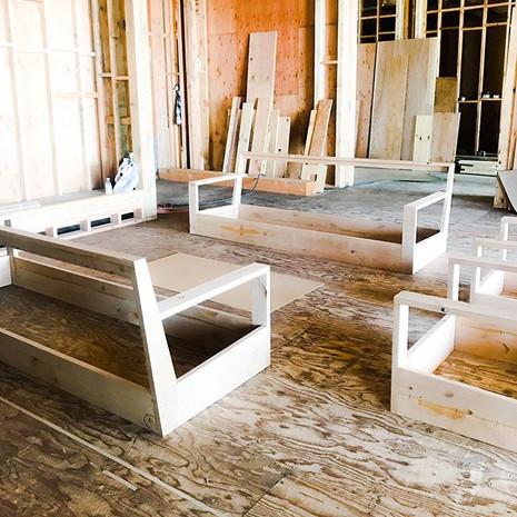 Constance Posse Furniture Workshop
