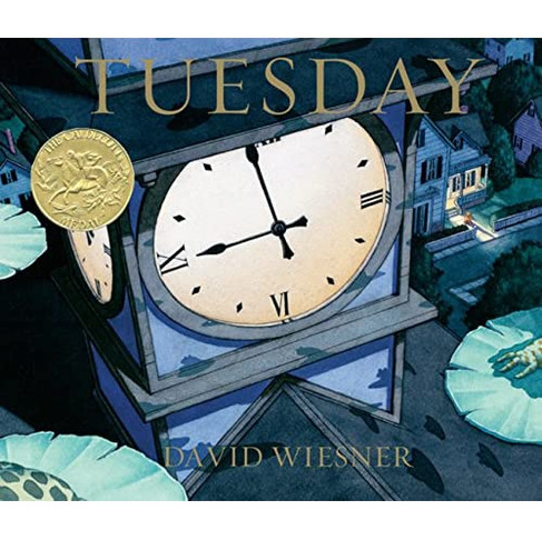 Tuesday (Story and illustrations by David Wiesner)
