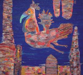 Птица-сказка