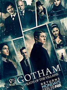 Gotham & Lucifer
