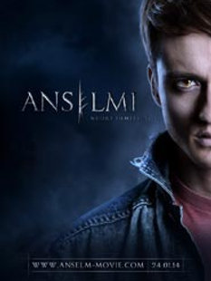 Anselm, the Young Werewolf