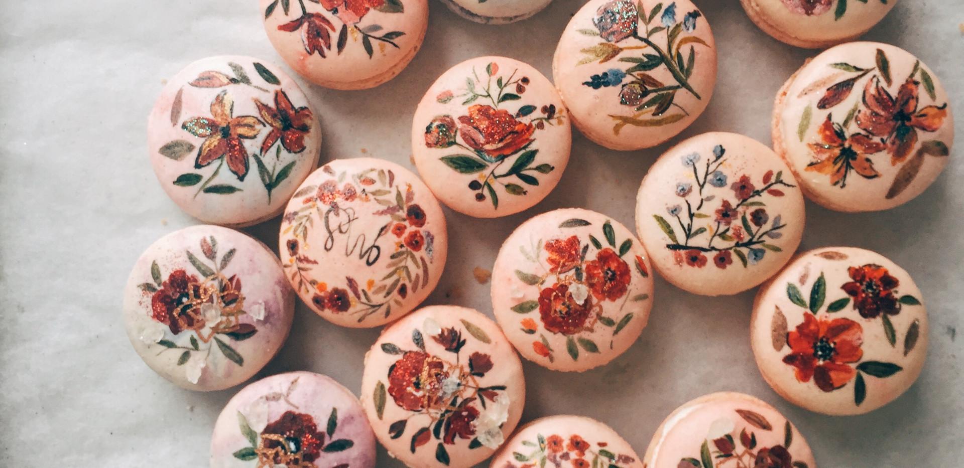 Floral Jewellery Line