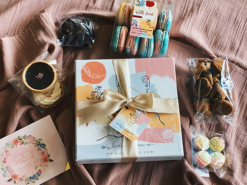 CUSTOMIZE YOUR SELF CARE BOX
