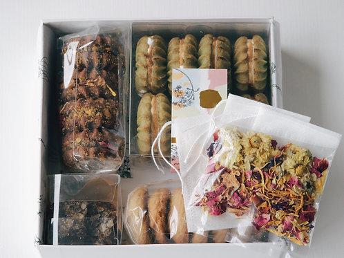 Hygge Buttercookie Gift Set (Live Love Box)
