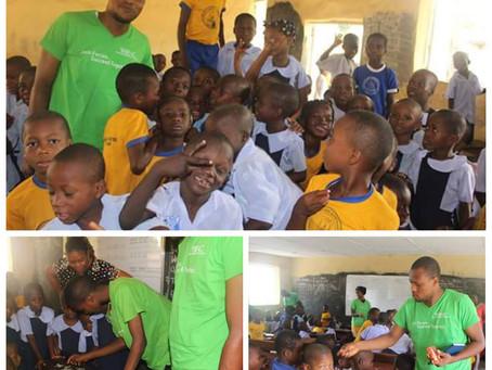 Volunteering Prepares One For Global Opportunities II