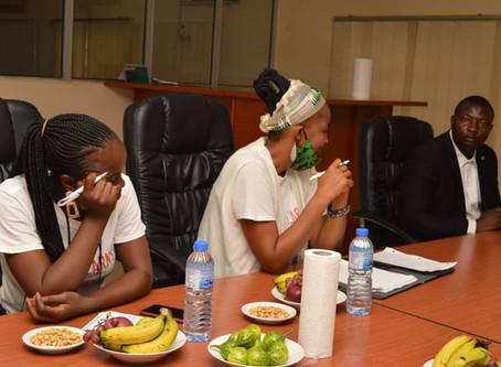 #WHAIafrica VISITS  IGWE CHIDUME ORANU OF OMOR COMMUNITY
