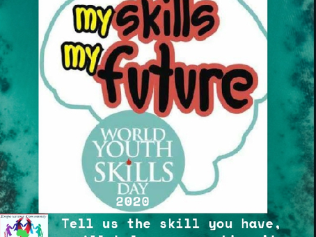 WYSD 2020: Skills for a Resilient Youth in the Era of COVID-19 and Beyond
