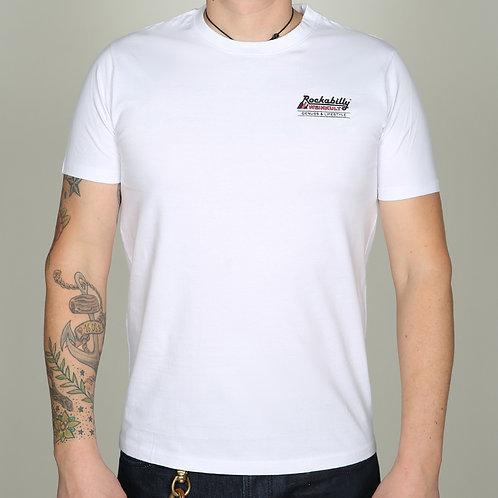 T-Shirt MEN / Logo rund