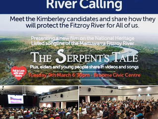 """""""The Serpent's Tale"""" hits Broome"""