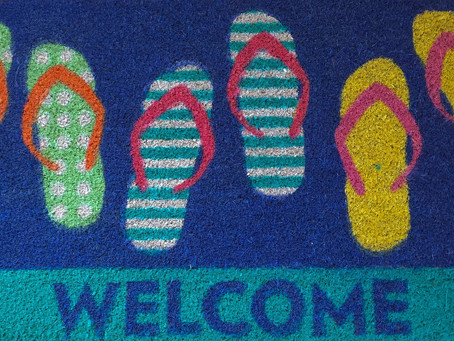 Home: The Church Family (Welcome Mat Series 3)