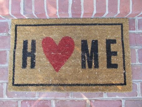 Home (Welcome Mat Series 2)