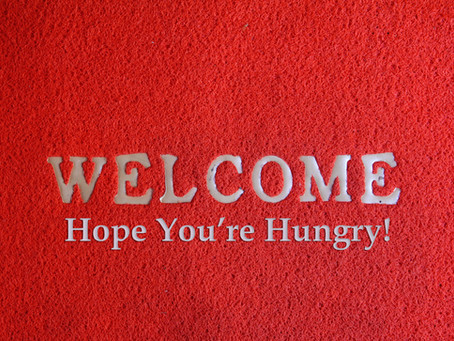 Hunger (Welcome Mat Series 4)