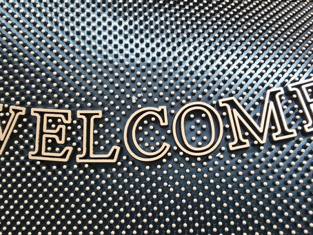 Welcome! (Welcome Mat Series 1)