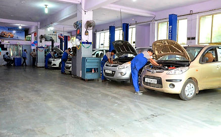 DS Hyundai | workshop