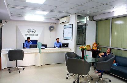 DS Hyundai | Reception