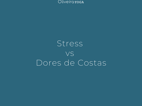 Stress vs Dores de costas