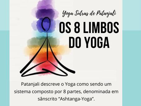 Os 8 Limbos do Yoga