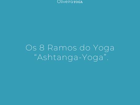 Os 8 Ramos do Yoga